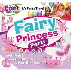Fairy Princess Part Kit (for 6 Children)