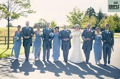 The bridal party in the sun. Weddings at Moyvalley Hotel and Golf Resort Photographed by Couple Photography. Couple Photography, Golf, Sun, Weddings, Bridal, Couples, Party, Wedding, Couple
