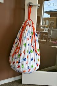 Lego sack - ok, i think u need this to store all ur manly lego.