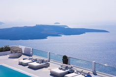 Santorini hotels: Belvedere Suites is a luxury boutique hotel in Santorini popular between honeymooners and all those that look for high quality hotel in a quiet and peaceful setting at a magnificent volcano view. Best Hotels In Santorini, Santorini Honeymoon, Greece Honeymoon, Greece Hotels, Santorini Island, Santorini Greece, Quality Hotel, Asia, Relax