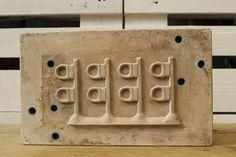 Molde decorativo fabricación cerámica_grande 80,00 € Molde cerámico, objeto decorativo En stock