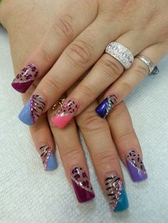 Nails design by Michelle