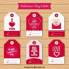 More than a million free vectors, PSD, photos and free icons. Exclusive freebies and all graphic resources that you need for your projects Valentine Special, Love Valentines, Planner Stickers, Bottle Label, Easy Valentine Crafts, Google Drive, Gift Tags, Pink, Boyfriend Gifts