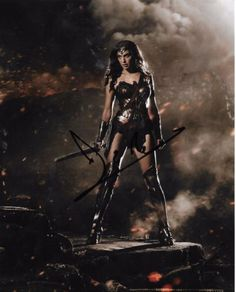 Gal Gadot authentic signed autographed 8x10