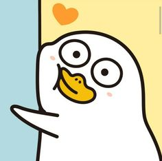 Duck Cartoon, Funny Cartoon Memes, Doraemon Cartoon, Cute Memes, Duck Illustration, Funny Duck, Chinese Cartoon, Cute Cartoon Characters, Funny Phone Wallpaper