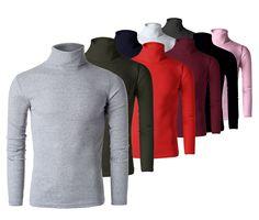 Men/'s Shirt Slim Fit Tight Black Cotton Stretch Stretch XS S M L XL XXL