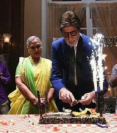 Amirabh Bachchan Ji and Jaya Bachchann celebrate the National Award win for Piku. @BOLLYWOOD . . #Instabollywood #bollywood #india #indian #desi #mumbai #delhi #bangalore #jaipur #ahemdabad #surat #noida #gurgaon #chandigarh #hyderabad #amitabhbachchan #jayabachchan @BOLLYWOOD . For more follow #BollywoodScope and visit http://bit.ly/1pb34Kz