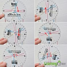 Pandahall Tutorial on How to Make Easy Kumihimo Bracelet with Nylon Thread - Pandahall.com