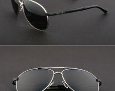 cbf65db88 Luxusné módne doplnky. Polarizované unisex slnečné okuliare - pilotky