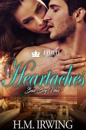 Heartaches by H.M. Irwing - OnlineBookClub.org Book of the Day! @hirwing @OnlineBookClub