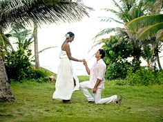 Casamentos na praia no paraíso chamado Ilhas Virgens Britânicas