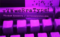 Image for Vera Type font