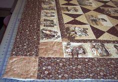A child's quilt