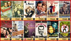 1940-1951 Los Oscar a la Mejor Película Blu-ray