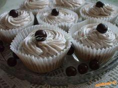 ♥Gaštanové cupcakes♥