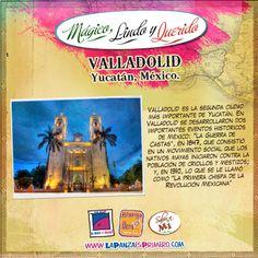 Valladolid, punto de inicio de la Revolución Mexicana