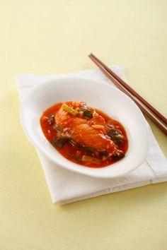 Hong Kong Life (一個集婚姻,婚禮, 愛情, 自家菜食譜, 育兒, 音樂, 散文..的網站): 茄汁燴三文魚
