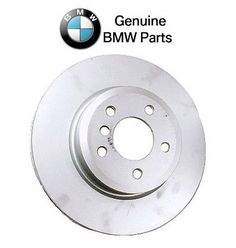 NEW For BMW M5 M6 06-10 Front Driver Left Cross-Drilled Brake Disc Zimmermann