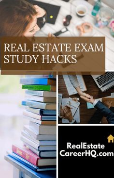 To pass a real estate exam, you should complete the pre-licensing courses, work on multiple exam preps and achieve the required passing score. Beside knowing ALL the details in the textbook, what can you do to increase your chance in passing the exa Real Estate Test, Real Estate Classes, Real Estate Business Plan, Real Estate School, Real Estate Career, Real Estate License, Real Estate Investing, Investing Apps, Real Estate Training