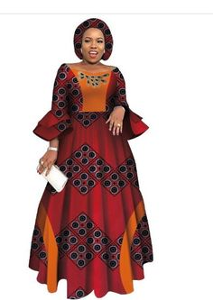 African Dresses for Women Long Sleeve Dashiki Dresses - African Dresses for Women Long Sleeve Dashiki Dresses – Dukaiko - Long African Dresses, Latest African Fashion Dresses, African Print Dresses, African Print Fashion, Ankara Fashion, Fashion Outfits, African Print Dress Designs, African Traditional Dresses, African Attire