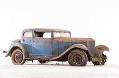 Delage D6-11 S coach - ca 1934 (EUR€10,000 - 15,000)
