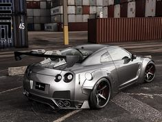 Liberty Walk Nissan GT-R Widebody Will Blow Your Mind