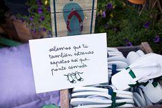 Regalos para invitados en una boda en verano
