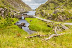 Old Path, Gap of Dunloe, Co Kerry, Ireland by Jan Stria on 500px