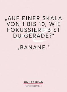Oder Ananas.