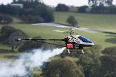 Vuelo vertical en helicópteros teledirigidos