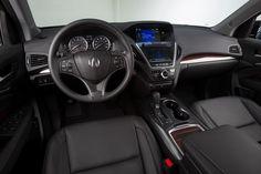 2014 Acura MDX AWD - Interior