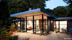 Amazing Homes Made Of Glass