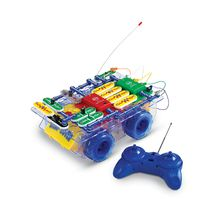 Snap Circuits Rover   Building an R/C Robot Is a Snap   Recommended Ages: Ages 8 and up