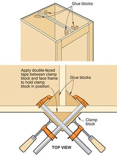 Put these tips to work in your shop for quicker more efficient clamping.