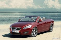 #Volvo C70--One of the cars I want when I grow up.