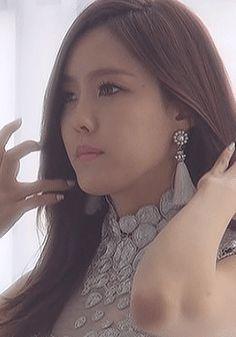 Hyomin T-ara Flawless Girl GIF
