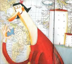 anna laura cantone - Google'da Ara Whimsical, Anna, Italy, Abstract, Artist, Artwork, Painting, Illustrations, Summary