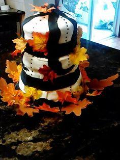Marias wedding cake i made