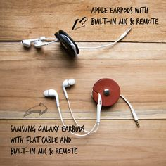 Point Line & Plane an earbud organizer / holder by ABOVETHEFRAYCO
