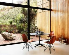 aa//charles and ray eames, case study house #8, pacific palisades