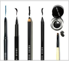 Tools of the Trade: Bobbi Eyeliners