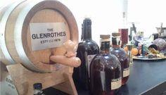Crónica del II Glenrothes Vintage Perfection Cocktails: envejeciendo cócteles debajo del mar