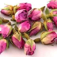 the fragrance of dried roses