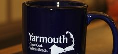 Does Mom value her morning cup of Joe? How about a Yarmouth Coffee Mugs to drink it in? and other Yarmouth merchandise for sale at Town Hall in Yarmouth, MA Cape Cod Cape Cod Bay, Chamber Of Commerce, Town Hall, Old Town, Boston, Coffee Mugs, Gift Ideas, Adventure, Drink