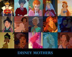 Disney Mothers-Where's Merida's mom?