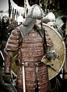 Viking Warrior. Why do I love the anglosaxon era so much?