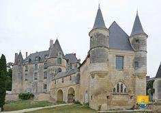 Château de la Celle-Guenand ~ Gîte ~ France