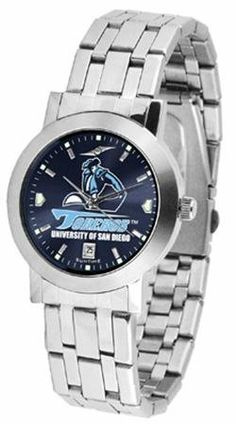 San Diego Toreros USD NCAA Mens Modern Wrist Watch SunTime. $80.95. Save 21% Off!