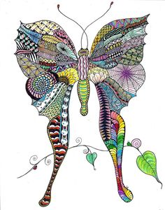 Zen-Butterfly | by lacefairy1