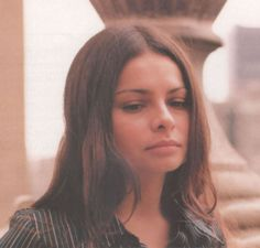 Hope Sandoval, formerly of Mazzy Star